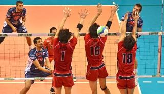 Seleção japonesa de vôlei no Brasil