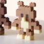 Lego de chocolate