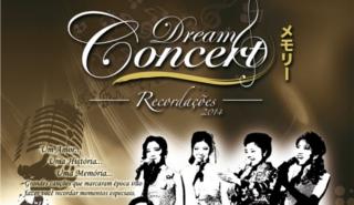 """São Paulo recebe o Dream Concert com o tema """"Recordações"""""""