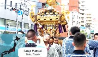 Matsuri, os festivais japoneses