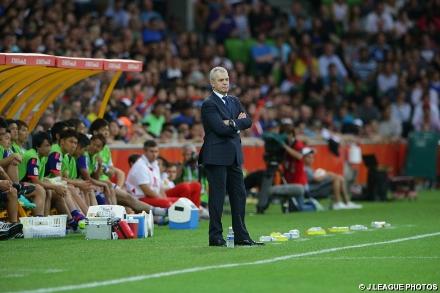 O novo técnico da seleção japonesa é o mexicano Javier Aguirre