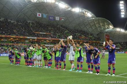 Samurais Azuis passam para a próxima fase de Copa Ásia como primeiros da chave