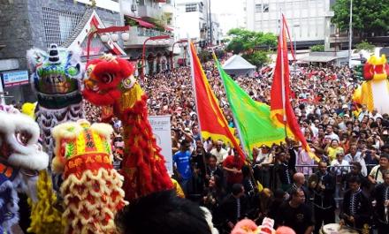 A expectativa é que cerca de 200 mil pessoas participem dos dois dias de festividades em 2015