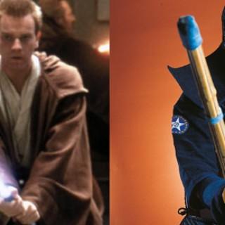 O kendo é a principal arte marcial utilizada no duelo da saga Guerra nas Estrelas. Qualquer aluno da luta pode reproduzir, sem os sabres de luz, os golpes de Obi-Wan e Qui-Gon Jinn