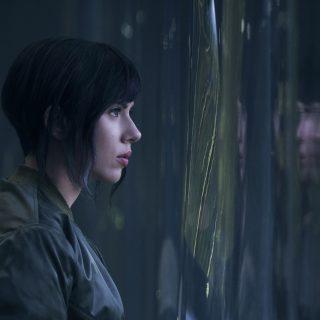 Ghost in the Shell, com Scarlett Johansson