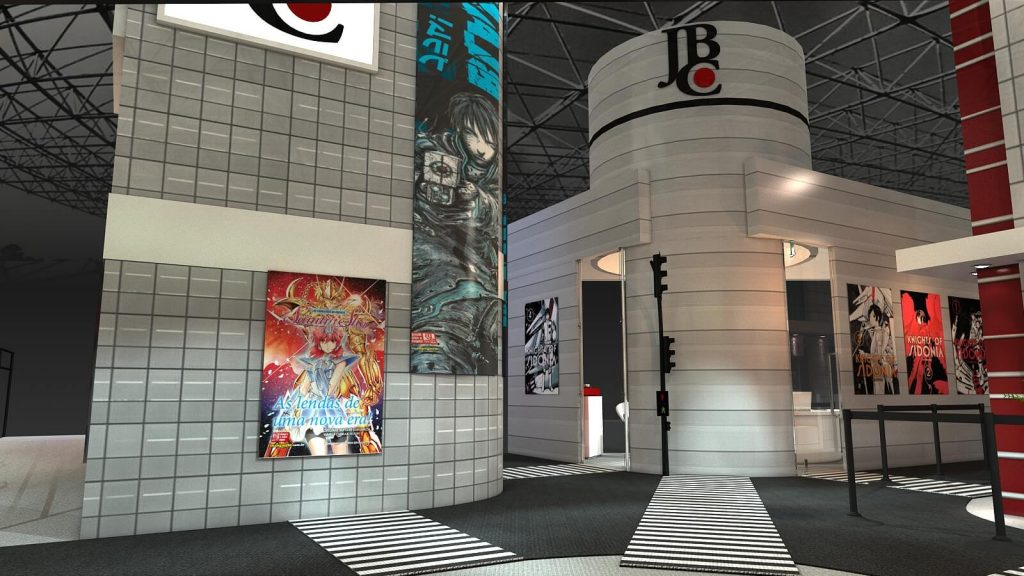 Estande da Editora JBC será inspirado no famoso cruzamento de Shibuya