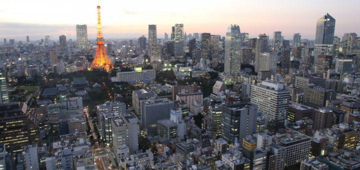 Descobrindo Tóquio à luz do dia