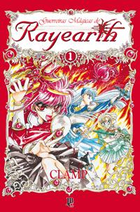 Guerreiras Mágicas de Rayearth #01