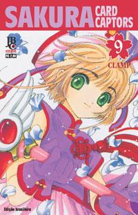 Sakura Card Captors mangás (prévia) Capa_sakura_card_captors_09_g