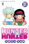 capa de Hunter X Hunter #31