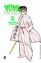capa de Yu Yu Hakusho ESP. #03