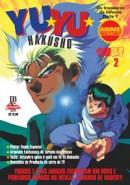 Yu Yu Hakusho Anime Comics #02