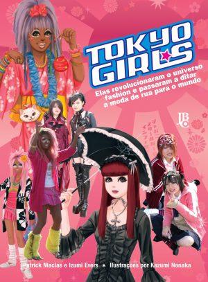 capa de Tokyo Girls