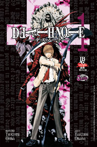 capa de Death Note #01