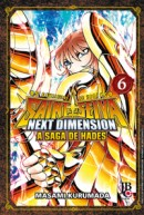 CDZ - Next Dimension: A Saga de Hades #06