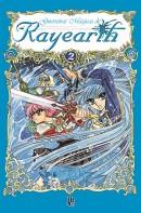 Guerreiras Mágicas de Rayearth #02