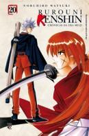 Rurouni Kenshin #20