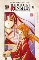 Rurouni Kenshin #28