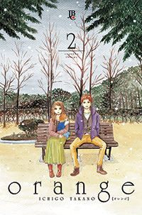 capa de Orange #02