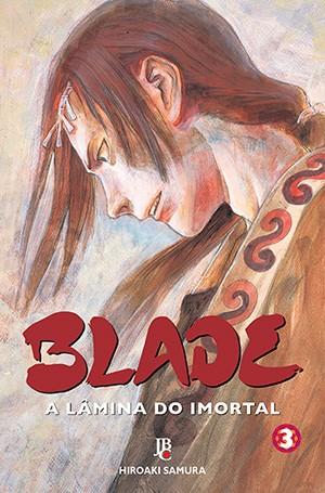 capa de Blade - A Lâmina do Imortal #03