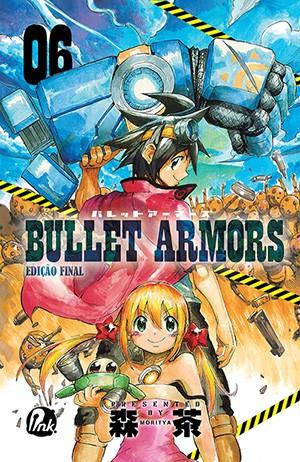 capa de Bullet Armors #06