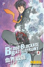mangá Blood Blockade Battlefront #04