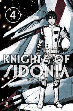 capa de Knights of Sidonia #04
