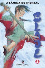 Capa de Blade – A Lâmina do Imortal #05