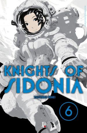 capa de Knights of Sidonia #06