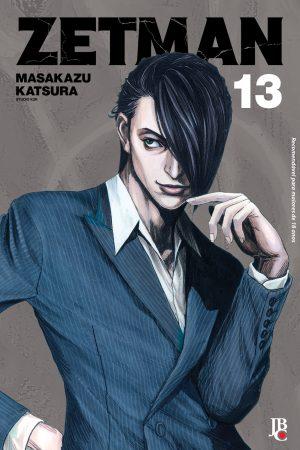 capa de Zetman #13