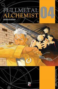 Fullmetal Alchemist #04