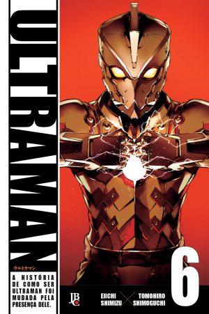 capa de Ultraman #06