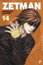 capa de Zetman #14