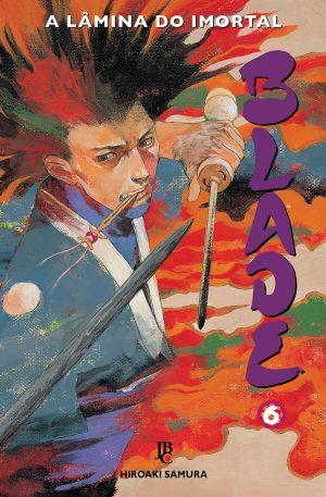 capa de Blade – A Lâmina do Imortal #06