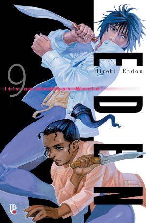 capa de Eden – It's an Endless World #09
