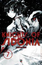 capa de Knights of Sidonia #07