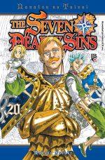Capa de The Seven Deadly Sins #20