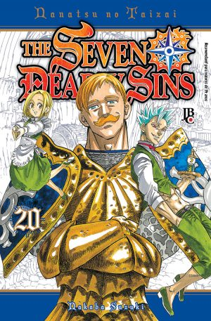 capa de The Seven Deadly Sins #20