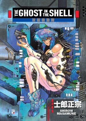capa de The Ghost in the Shell