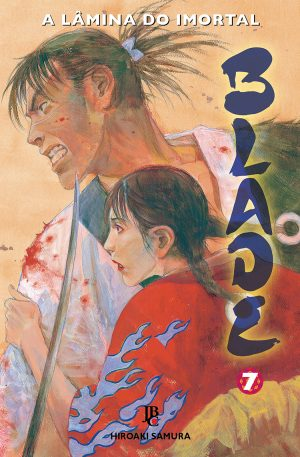 capa de Blade – A Lâmina do Imortal #07