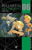 capa de Fullmetal Alchemist #06