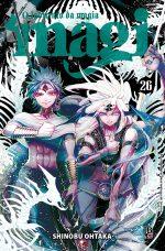 capa de Magi – O Labirinto da Magia #26