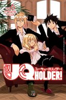 capa de UQ Holder #06