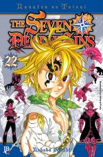 Capa de The Seven Deadly Sins #22