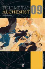 capa de Fullmetal Alchemist ESP. #09
