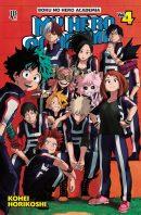 capa de My Hero Academia #04