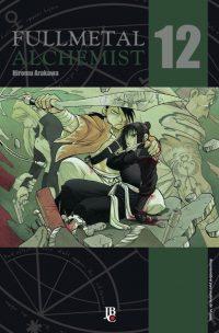 Fullmetal Alchemist ESP. #12