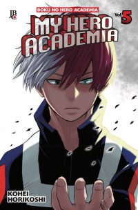 My Hero Academia #05