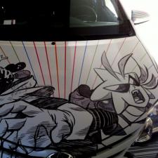 Exposição Toyota Etios Mangá 2014