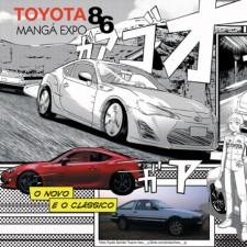 Toyota 86 Mangá EXPO